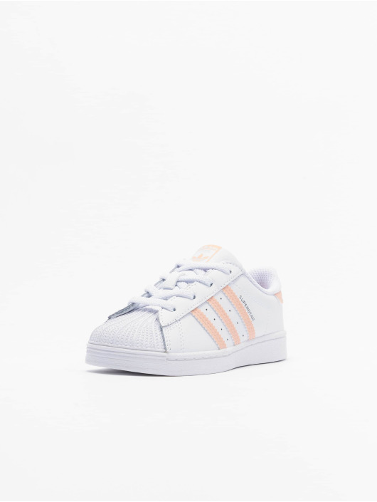 adidas Originals Sneakers Superstar EL I bialy
