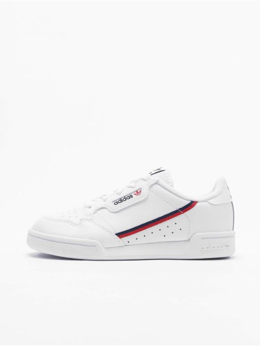adidas Originals Sneakers Continental 80 C bialy