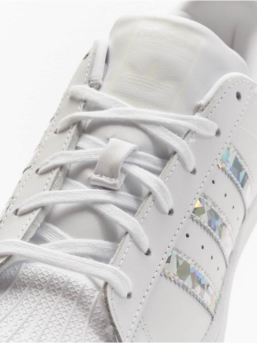 adidas Originals Sneakers Superstar J biela