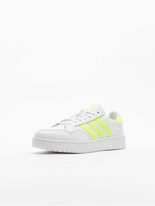 adidas Originals Sneakers Team Court biela