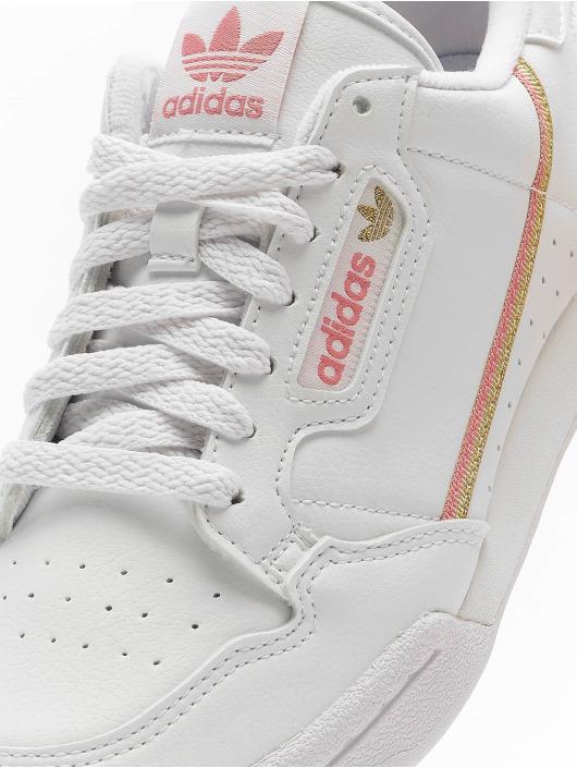 adidas Originals Sneakers Continental 80 Vegan biela