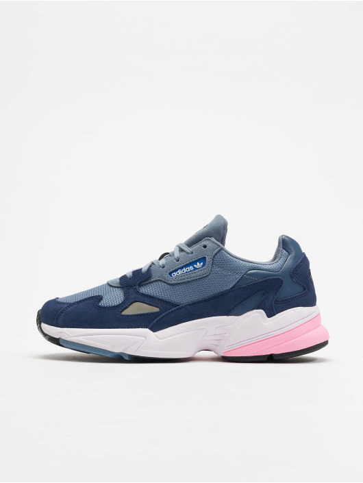on sale d8113 04943 ... adidas originals Sneakers Falcon W blå ...