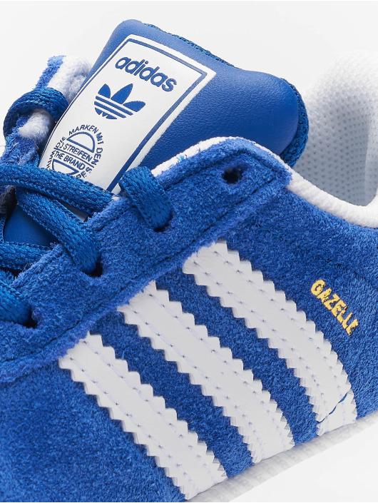 adidas originals Sneakers Gazelle Crib blå