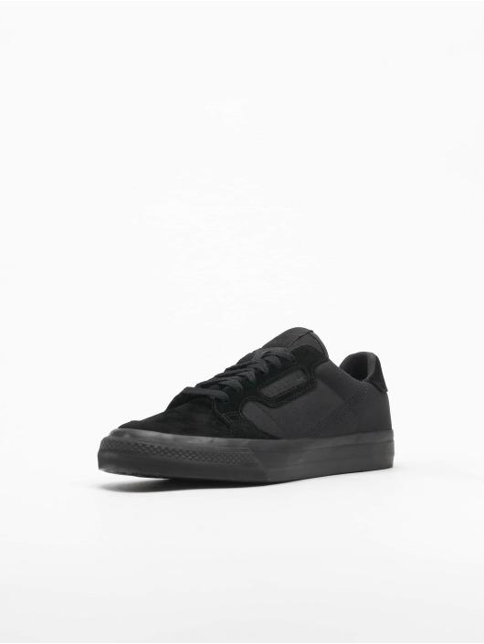 adidas Originals Sneakers Continental Vulc black