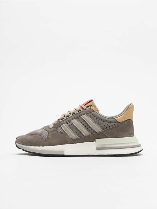 adidas Originals Sneakers Zx 500 Rm brazowy