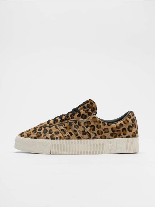 c25de4e19dc adidas originals Sko / Sneakers Sambarose i brun 600043