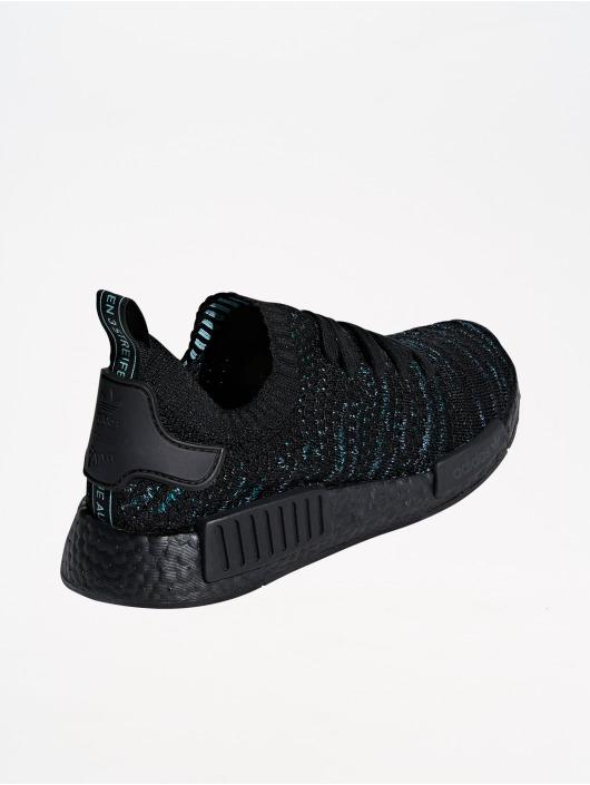 adidas originals Sneakers NMD_R1 STLT  Parley Primeknit czarny