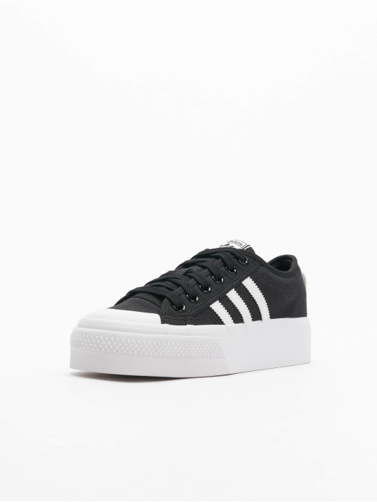 adidas Originals Sneakers Nizza Platform czarny