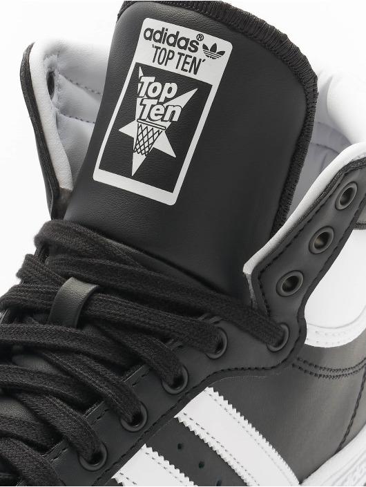adidas Originals Sneakers Top Ten czarny