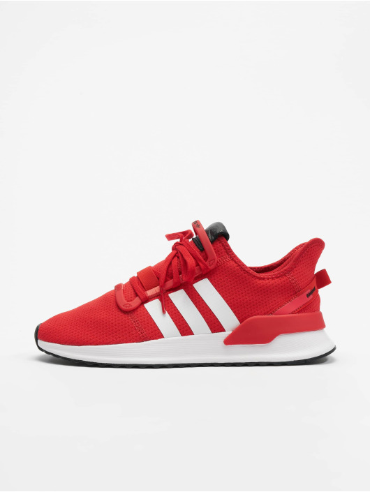 adidas originals Sneakers U_Path Run czerwony