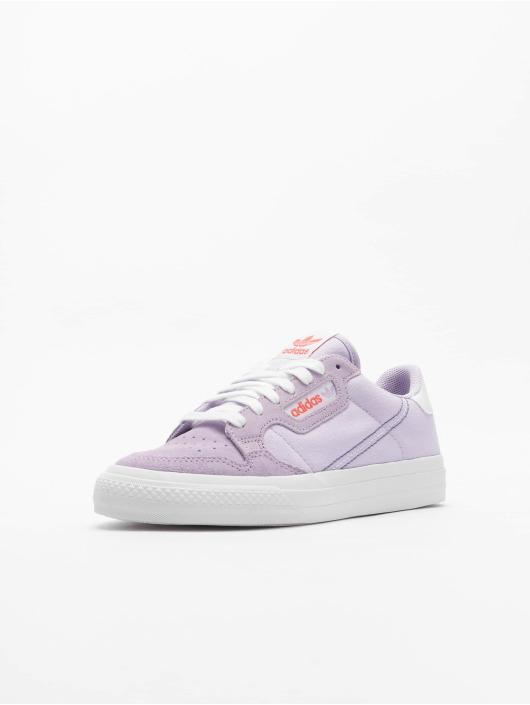 adidas Originals Sneakers Continental Vulc fialová