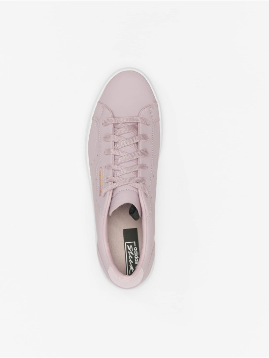 adidas originals Sneakers Sleek fioletowy