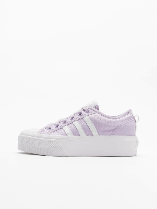 adidas Originals Sneakers Nizza Platform fioletowy
