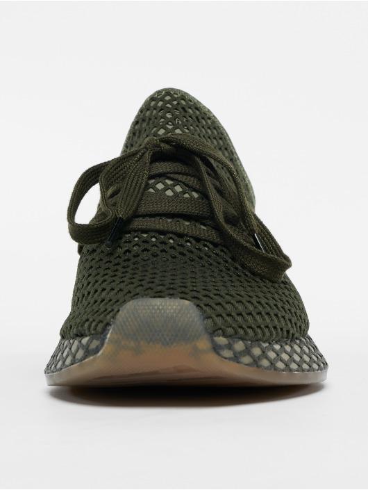 new concept e9729 62790 ... adidas originals Sneakers Deerupt Runner grøn ...