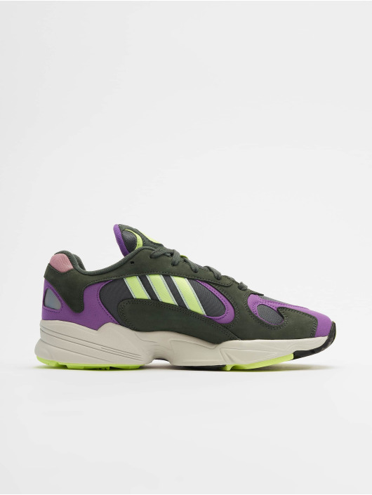 adidas originals Sneakers Yung-1 green