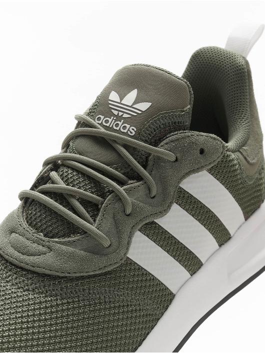 adidas Originals Sneakers X_PLR S green