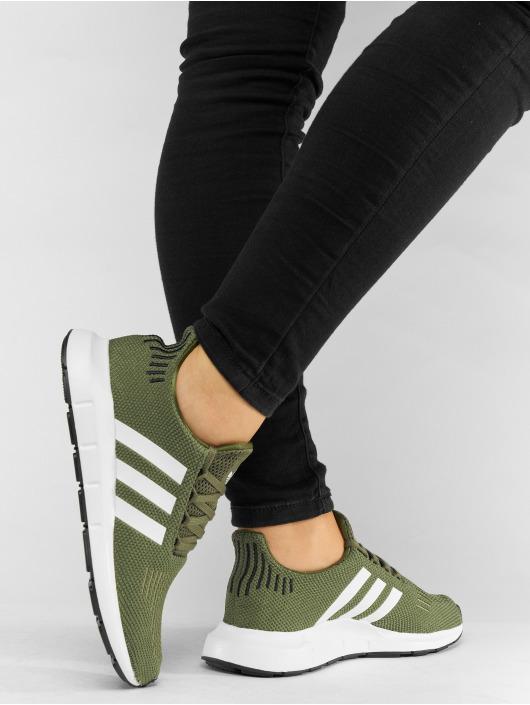 adidas originals Sneakers Swift Run W grön