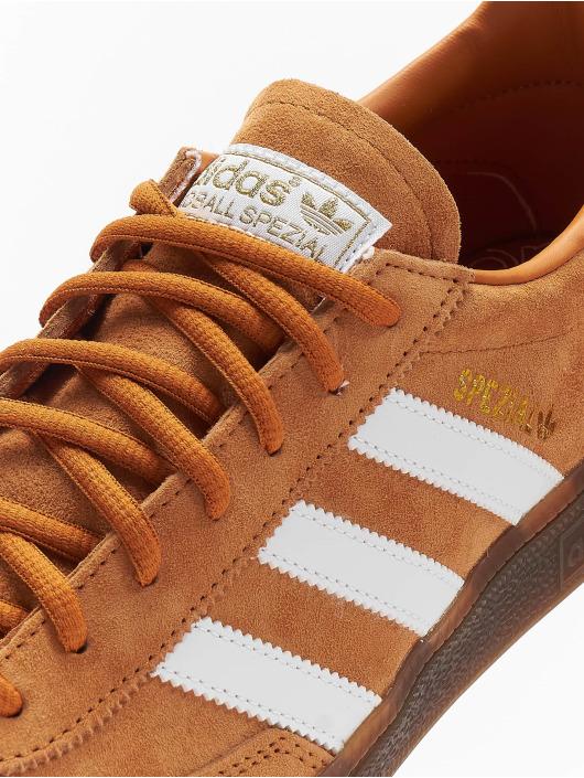 adidas Originals Sneakers Handball Spezial hnedá