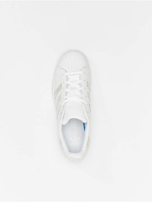 adidas originals Sneakers Superstar J hvid