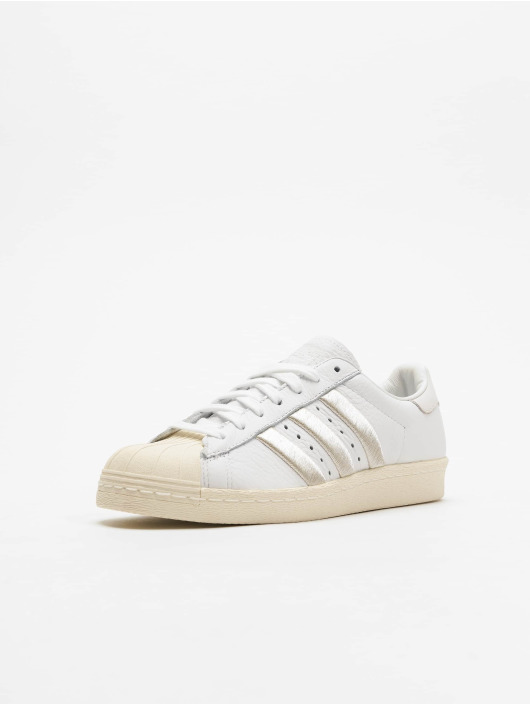 adidas originals Superstar 80s Sneakers Ftwr WhiteGrey OneOff White