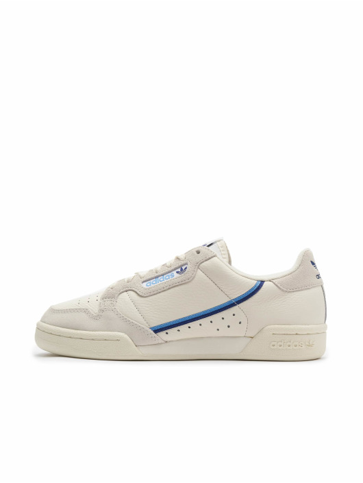 Adidas Originals Continental 80 W Sneakers Soft VisionGrey OneGrey Two