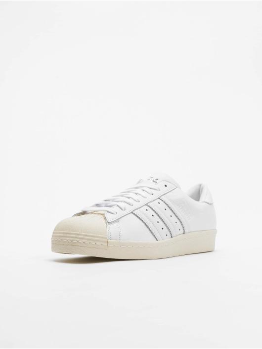 adidas Superstar 80s Recon (white black) | 43einhalb Sneaker Store
