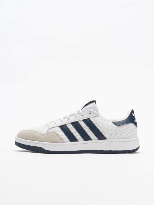 adidas Originals Sneakers Team Court hvid