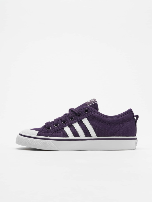 official photos 7021f 8d577 ... adidas originals Sneakers Nizza W lilla ...