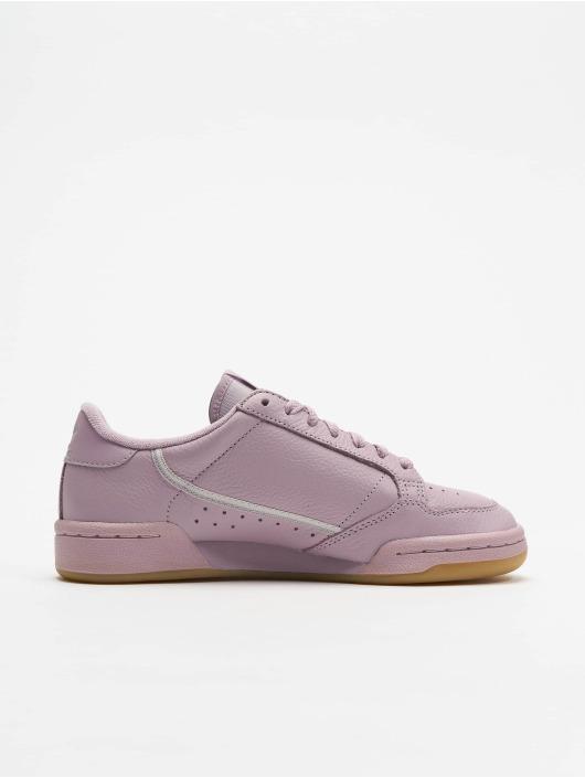 f63e24d9163c adidas originals Sko   Sneakers Continental 80 W i lilla 543084