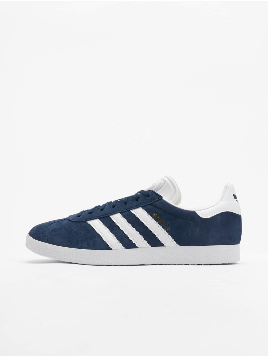 adidas Originals Sneakers Gazelle modrá