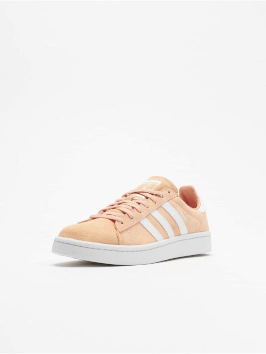 adidas Originals Sneakers Campus oranžová