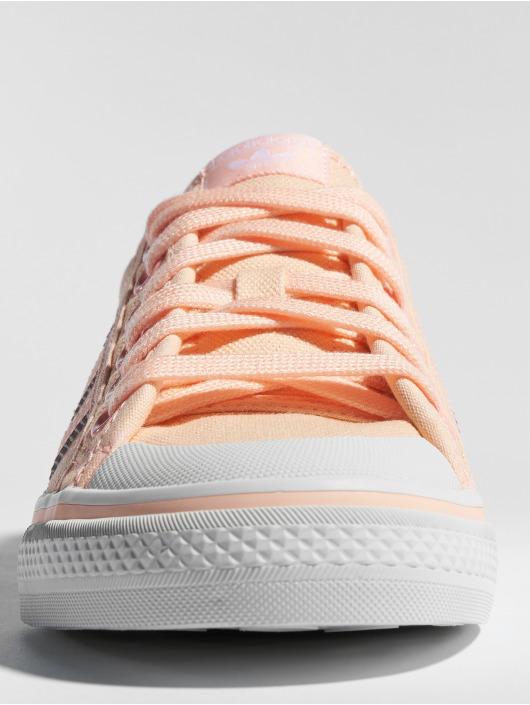 adidas originals Sneakers Nizza W pomaranczowy