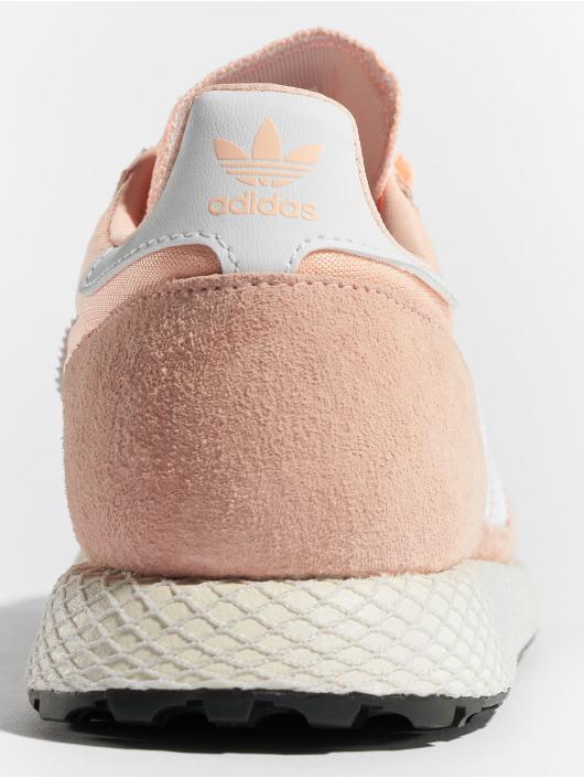 adidas originals Sneakers Forest Grove W pomaranczowy