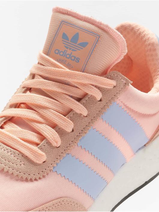 adidas Originals Sneakers I-5923 pomaranczowy
