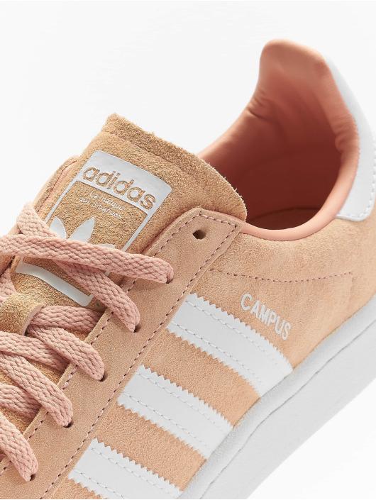 adidas Originals Sneakers Campus pomaranczowy