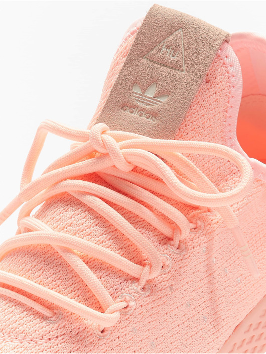 adidas originals Sneakers Pw Tennis Hu pomaranczowy