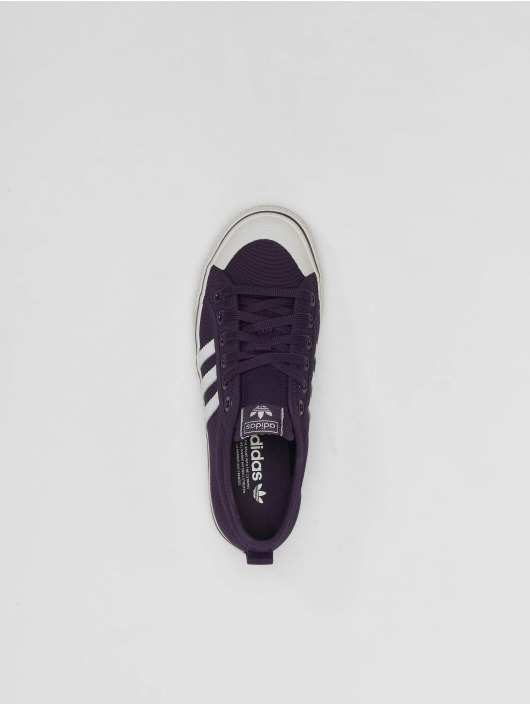adidas originals Sneakers Nizza W purple