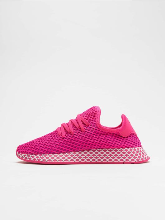 adidas originals skor rosa