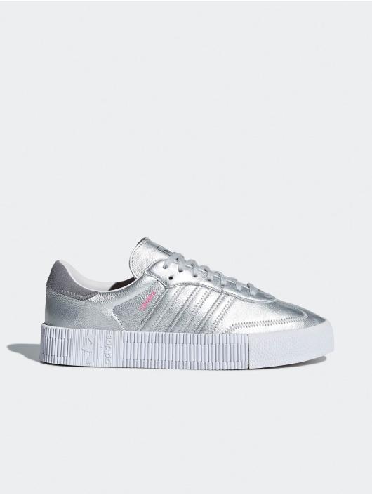 adidas Originals Sneakers Sambarose W silver colored