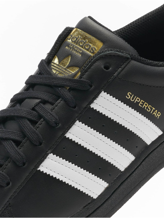 adidas Originals Sneakers Superstar svart