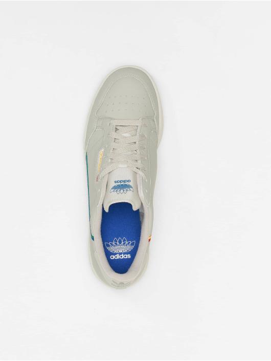 adidas originals Sneakers Continental 80 szary