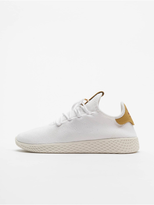 Adidas Originals Pw Tennis Hu Sneakers Ftwr WhiteFtwr WhiteRaw Sand