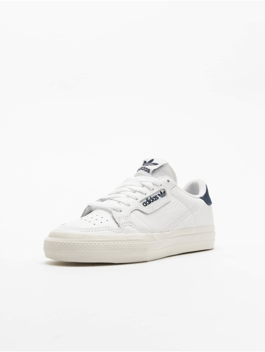 adidas Originals Sneakers Continental Vulc vit