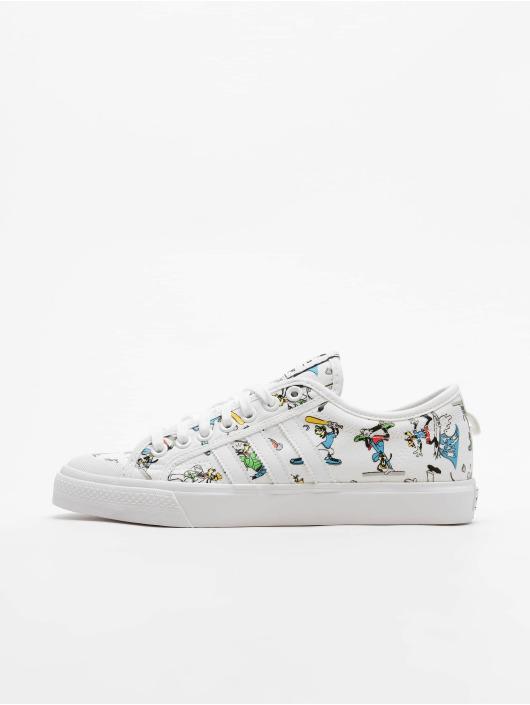 adidas Originals Sneakers Nizza X Disney Sport Goofy vit