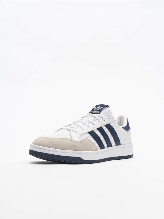 adidas Originals Sneakers Team Court vit