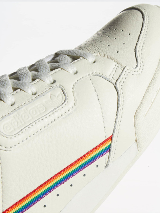 adidas Originals Sneakers Continental 80 Pride white