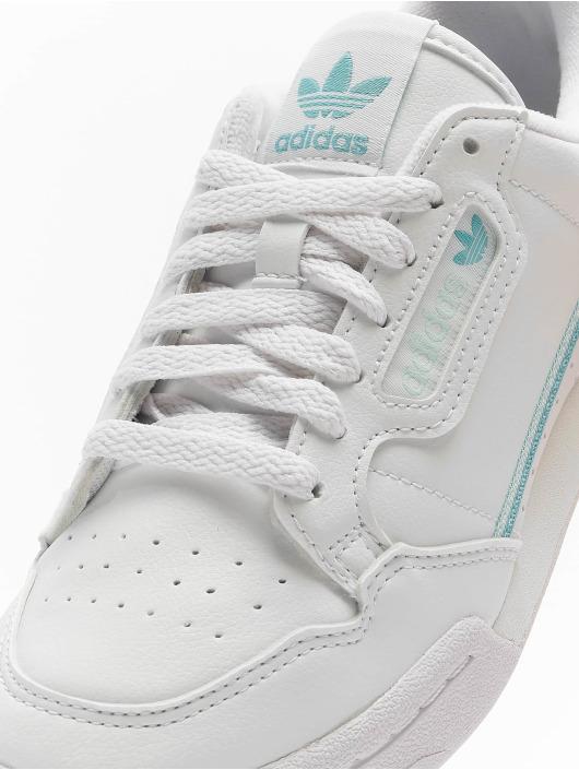 adidas Originals Sneakers Continental 80 Vegan white