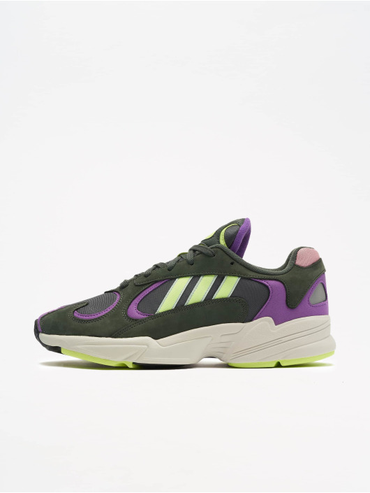 adidas Originals Sneakers Yung-1 zelená