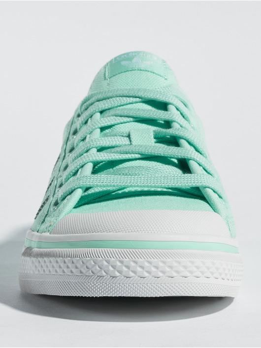 adidas originals Sneakers Nizza W zielony