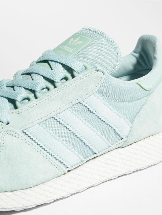 adidas originals Sneakers Forest Grove W zielony